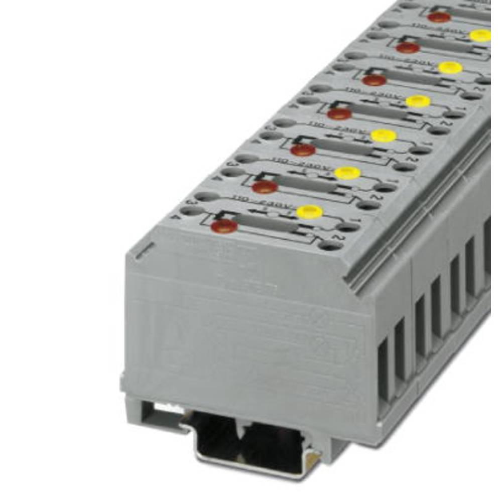 GTF 76/48 - ark / modulært afbryde terminal Phoenix Contact GTF 76/ 48 Grå 10 stk