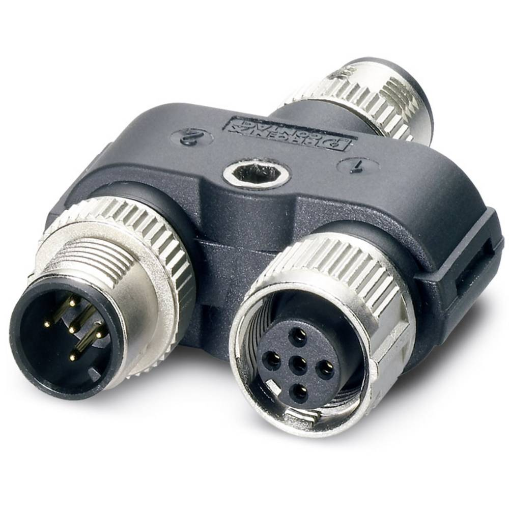 SAC-5PY-M/F-M VP SH - Y-razdelilnik SAC-5PY-M/F-M VP SH Phoenix Contact vsebuje: 5 kosov