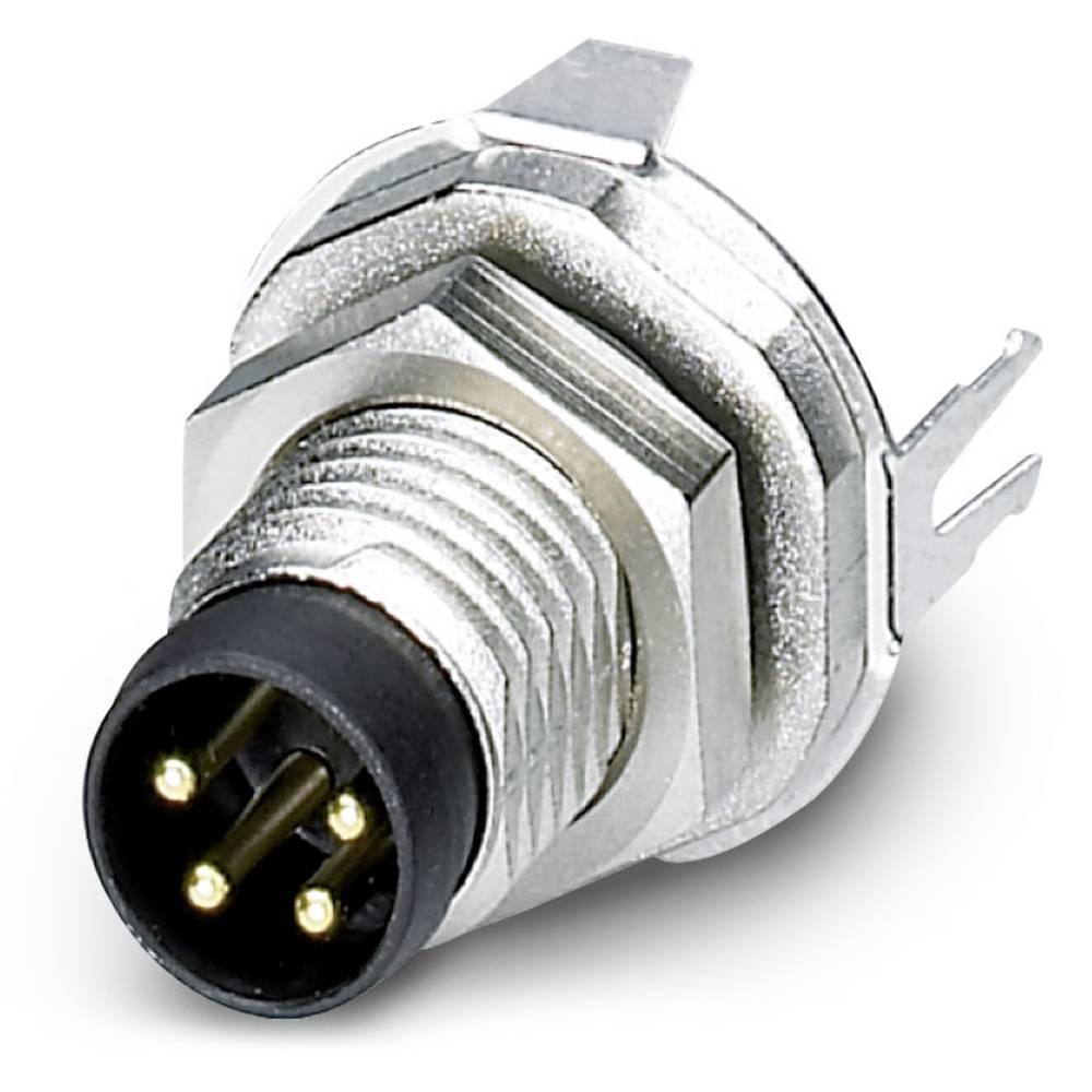 SACC-DSI-M 8MS-4CON-L180 SH - vgradni vtični konektor, SACC-DSI-M 8MS-4CON-L180 SH Phoenix Contact vsebuje: 20 kosov