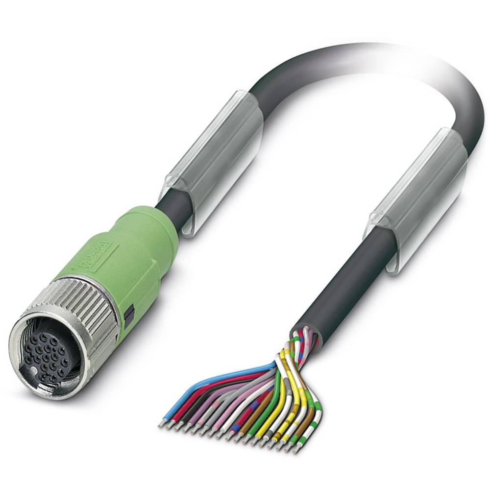 Senzorski/aktuatorski kabel SAC-17P-10,0-PUR/FS SCO Phoenix Contact vsebuje: 1 kos
