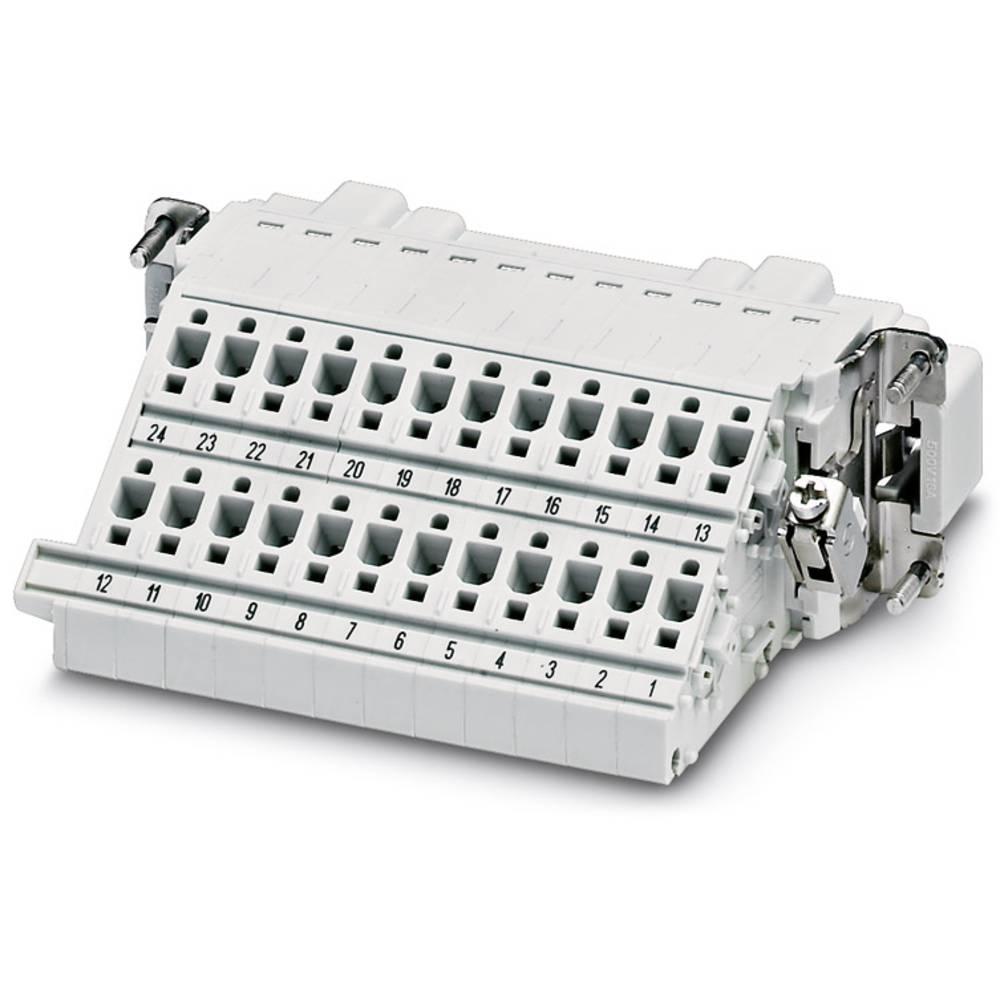 HC-B 24-A-DT-PEL-M - Terminal Adapter Phoenix Contact HC-B 24-A-DT-PEL-M 5 stk