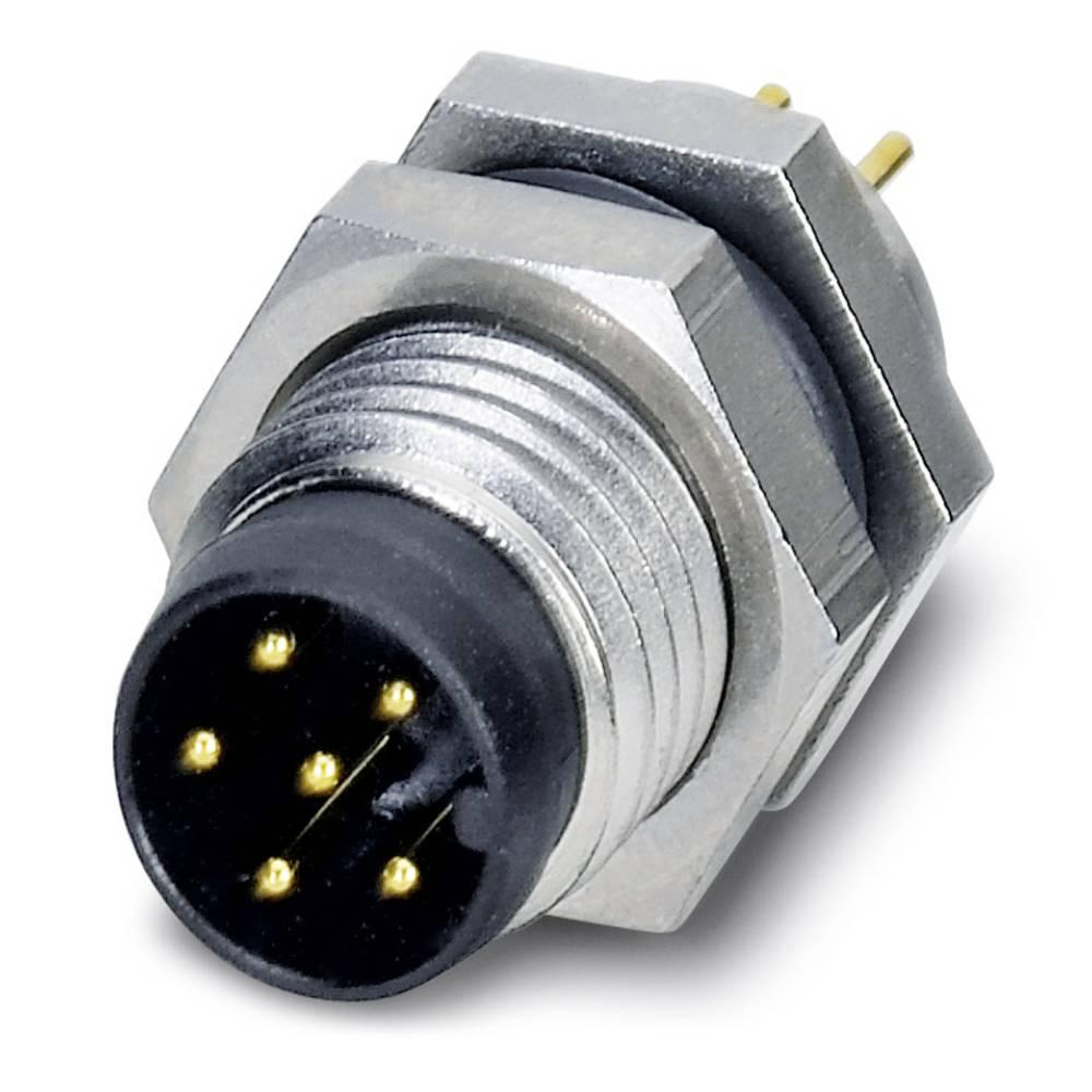 SACC-DSI-M 8MS-6CON-L180 - vgradni vtični konektor, SACC-DSI-M 8MS-6CON-L180 Phoenix Contact vsebuje: 20 kosov