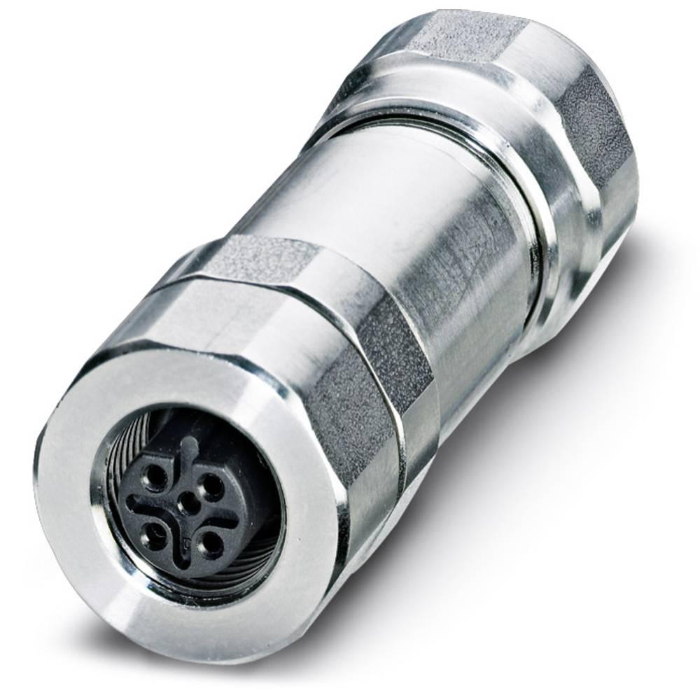 SACC-M12FSB-5CON-DM 5-8 SH VA - vtični konektor, SACC-M12FSB-5CON-DM 5-8 SH VA Phoenix Contact vsebuje: 1 kos