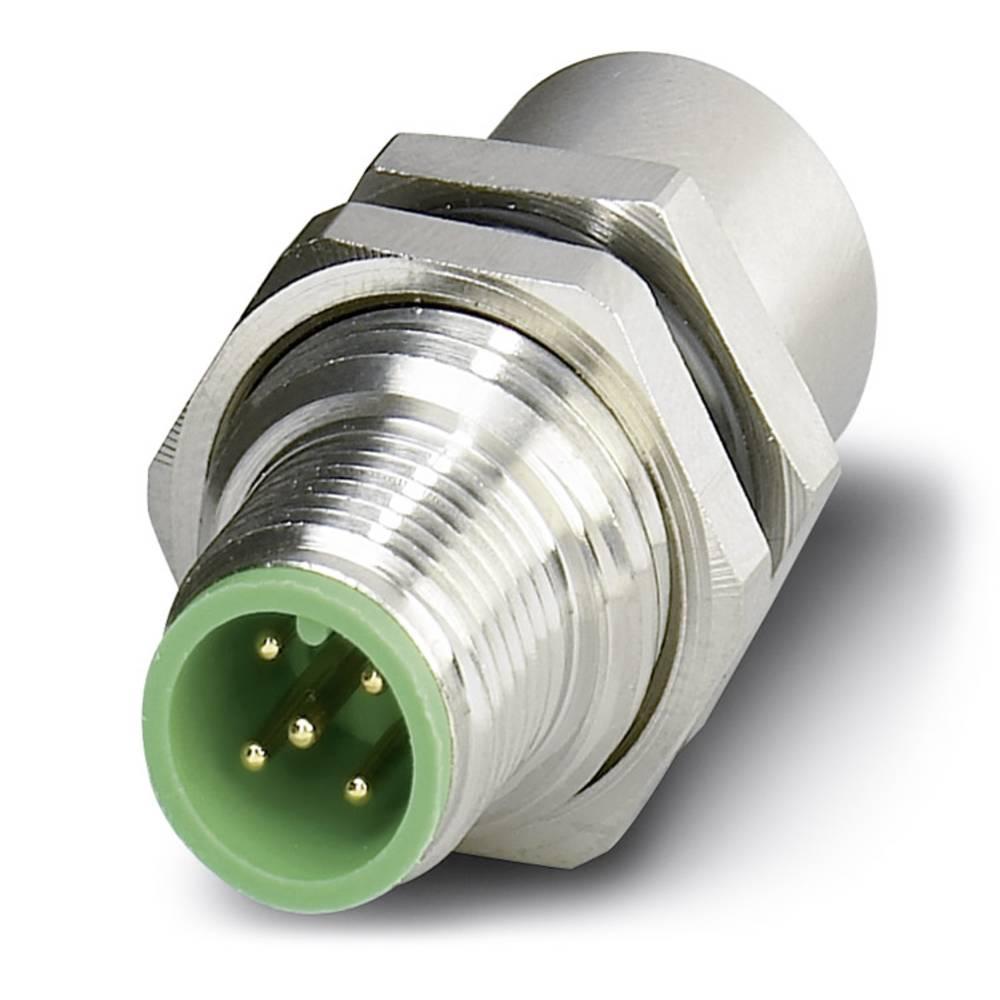 SACC-5P-DSI-M12MS/FS-M16 - stenska vodila SACC-5P-DSI-M12MS/FS-M16 Phoenix Contact vsebuje: 1 kos