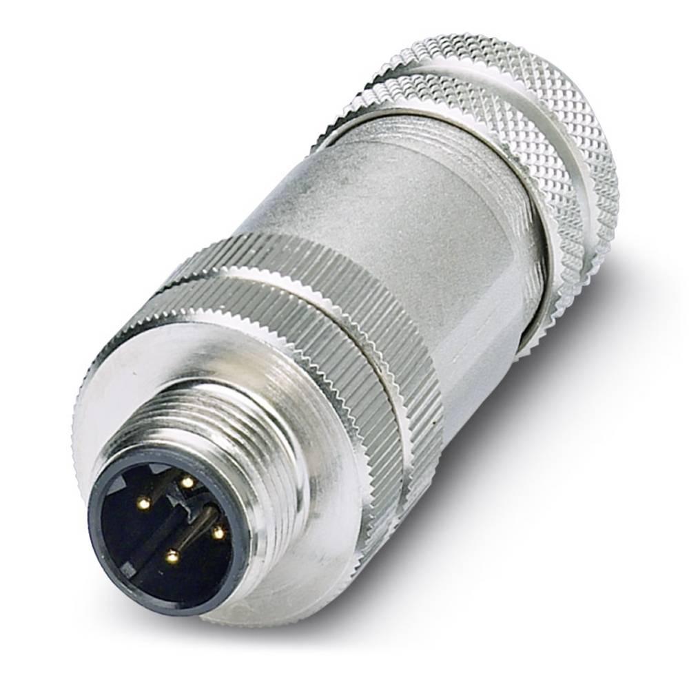 SACC-M12MSD-4CON-PG 7-SH - S-bus- vtični konektor, SACC-M12MSD-4CON-PG 7-SH Phoenix Contact vsebuje: 1 kos