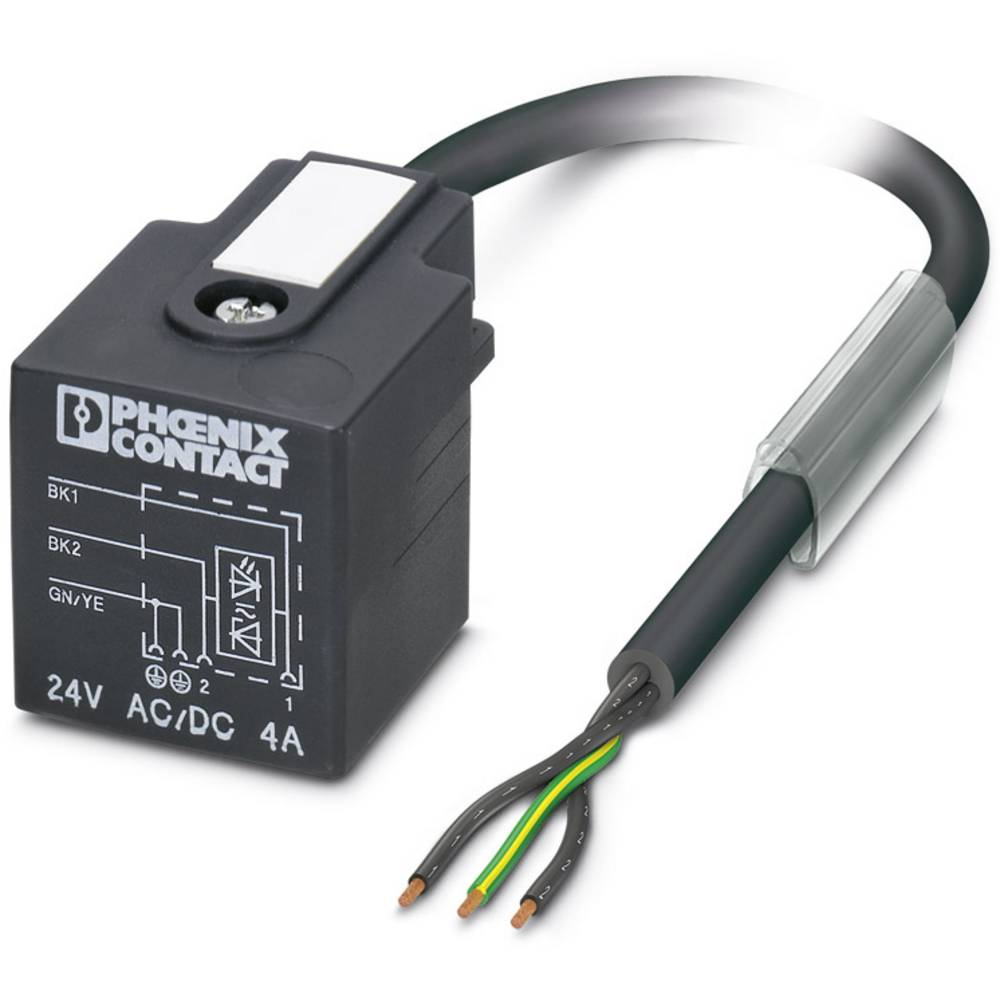 Senzorski/aktuatorski kabel SAC-3P- 5,0-116/A-1L-Z Phoenix Contact vsebuje: 1 kos