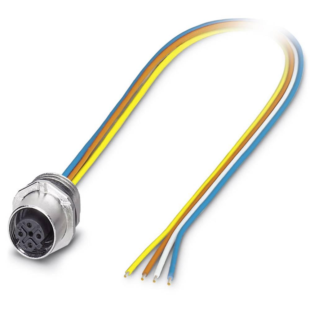SACC-E-FSD-4CON-M16/0,5 SCO - S-bus-vgradni vtični konektor, SACC-E-FSD-4CON-M16/0,5 SCO Phoenix Contact vsebuje: 1 kos