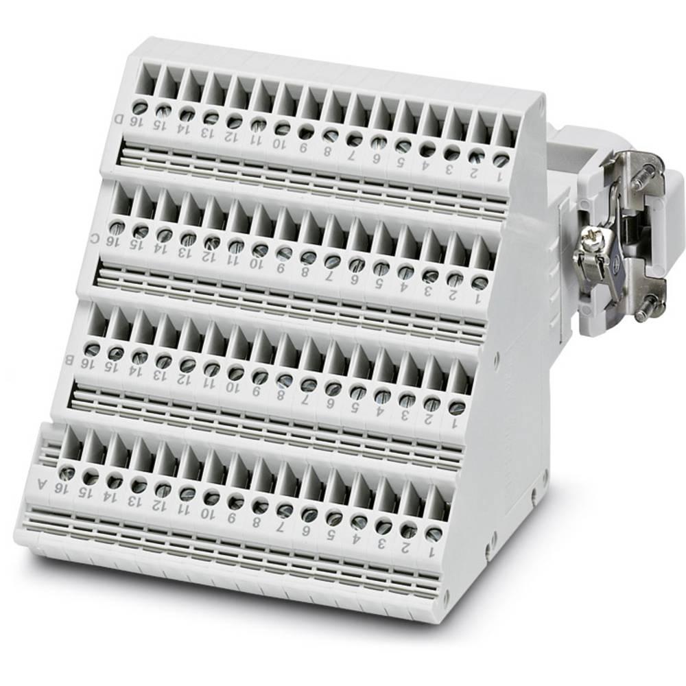 Terminal adapter HC-D 64-A-UT-PEL-M Phoenix Contact HC-D 64-A-UT-PEL-M 1 stk