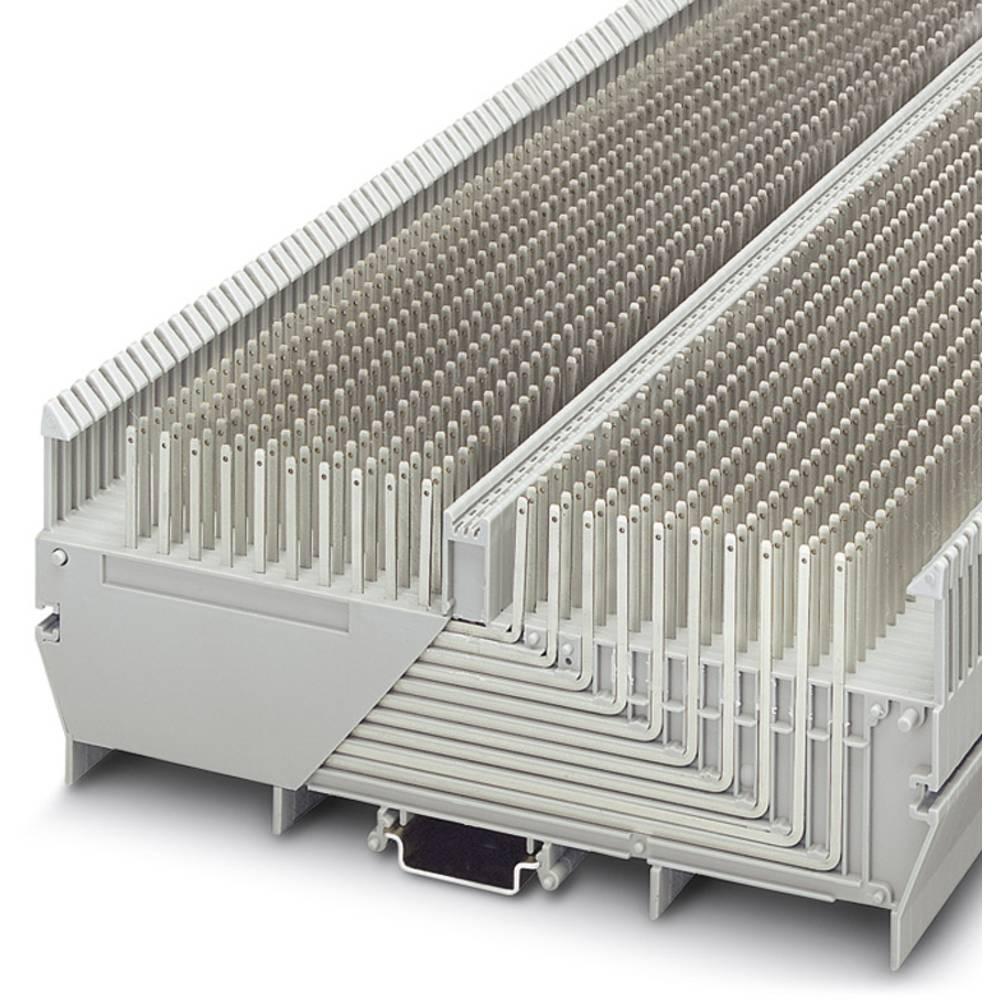 RVS 10-TP (2,4X0,8) L - distribution box Phoenix Contact RVS 10-TP(2,4X0,8)L Grå 5 stk