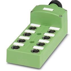 Sensorska/aktivatorska kutija pasivna M12 razdjelnik s metalnim navojem SACB-8/ 8-L-C SCO 1516823 Phoenix Contact 1 ST