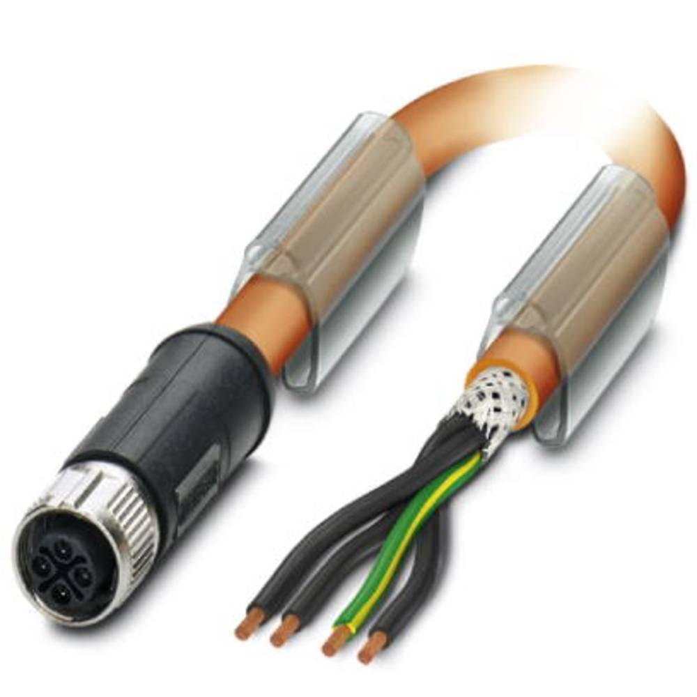 SAC-4P-FSS/ 5,0-PUR PE SH SCO - Senzorski/aktuatorski kabel SAC-4P-FSS/ 5,0-PUR PE SH SCO Phoenix Contact vsebuje: 1 kos