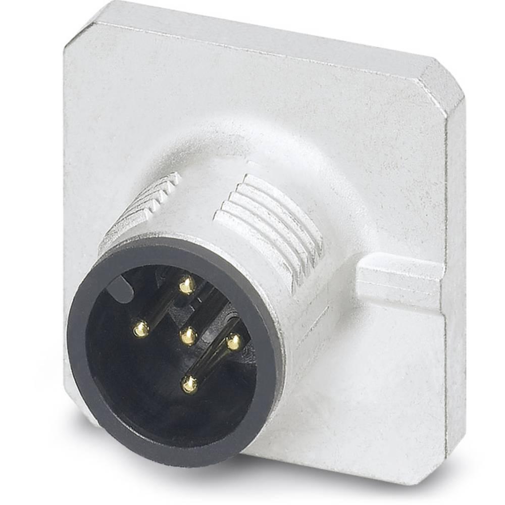 SACC-SQ-M12MS-5CON-20-L180 - vgradni vtični konektor, SACC-SQ-M12MS-5CON-20-L180 Phoenix Contact vsebuje: 10 kosov