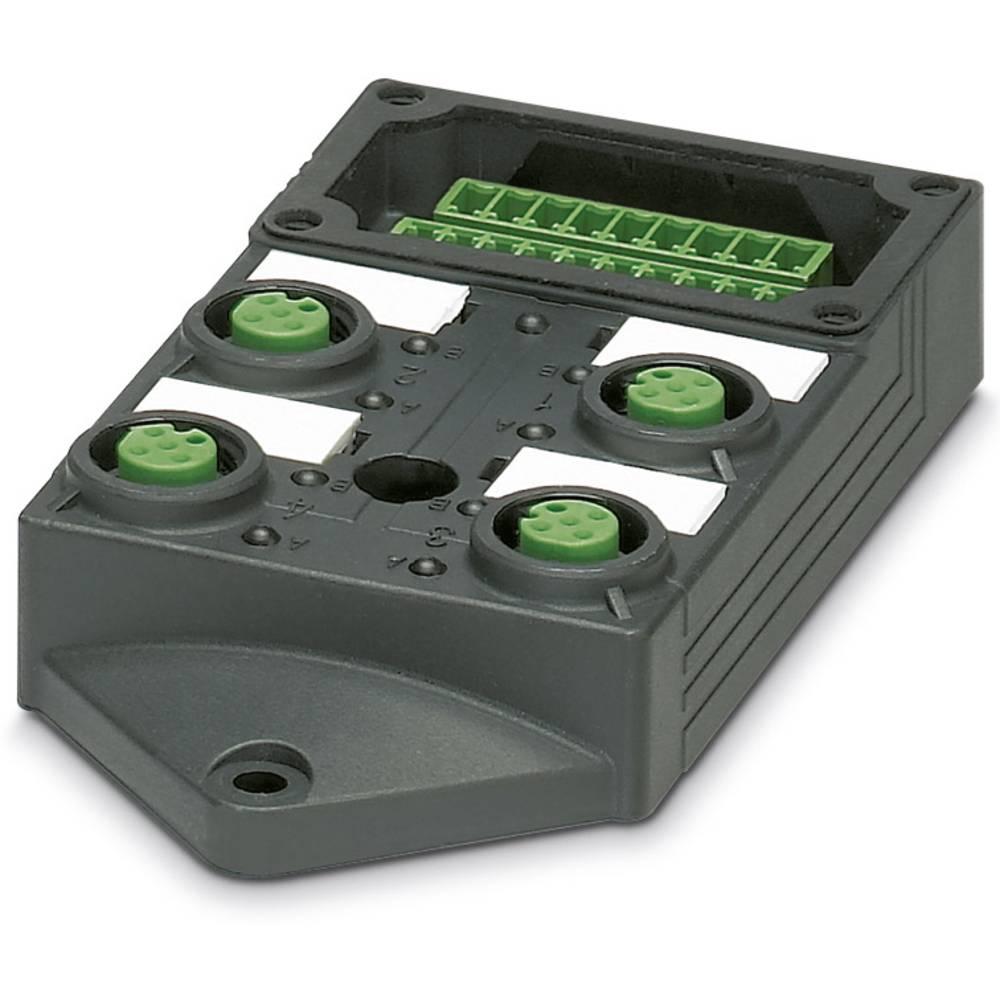 SACB-4/ 8-L-C GG SCO P - škatla za senzorje/aktuatorje-GrundOhišje SACB-4/ 8-L-C GG SCO P Phoenix Contact vsebuje: 1 kos