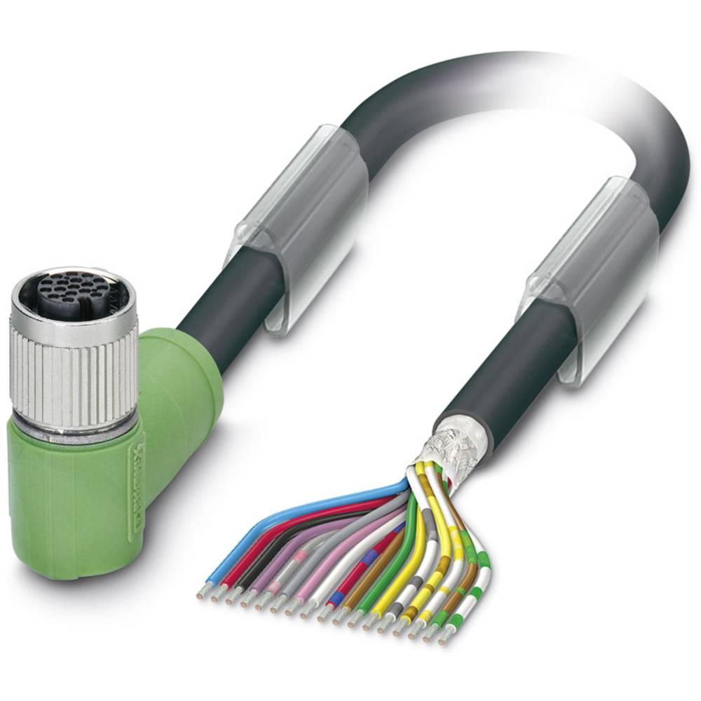 Senzorski/aktuatorski kabel SAC-17P- 3,0-35T/FR SH SCO Phoenix Contact vsebuje: 1 kos