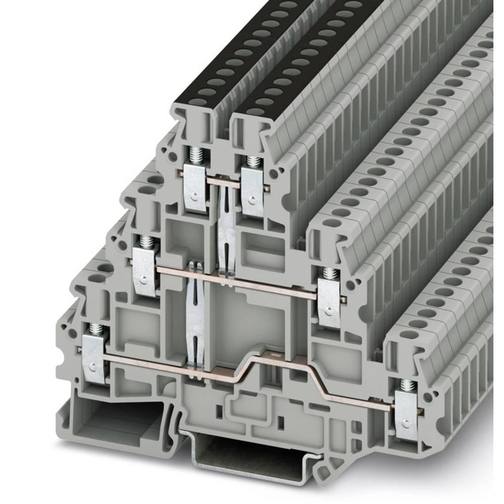 UT 2,5-3PV - flere niveauer terminal Phoenix Contact UT 2,5-3PV Grå 50 stk