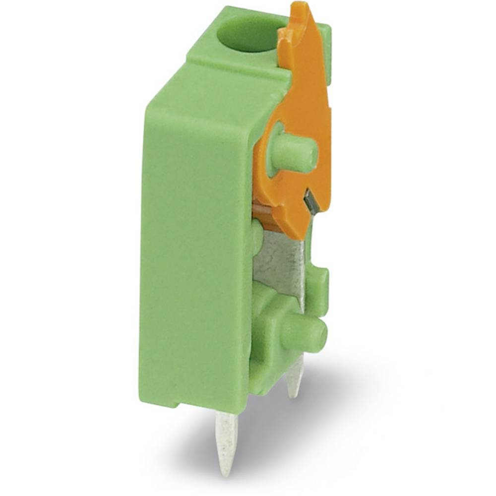 Fjederkraftsklemmeblok Phoenix Contact FFKDS/V2-5,08 1.50 mm² Poltal 1 Grøn 250 stk