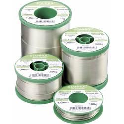 Lödtenn, blyfri Spole Stannol Flowtin TC Sn99Cu1 500 g 1.0 mm