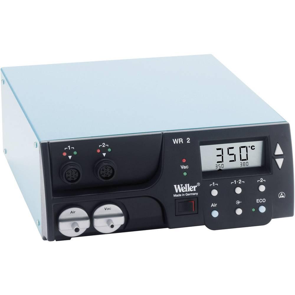 Stanica za lemljenje/odlemljivanje digitalna 300 W Weller WR2 +50 do +550 °C