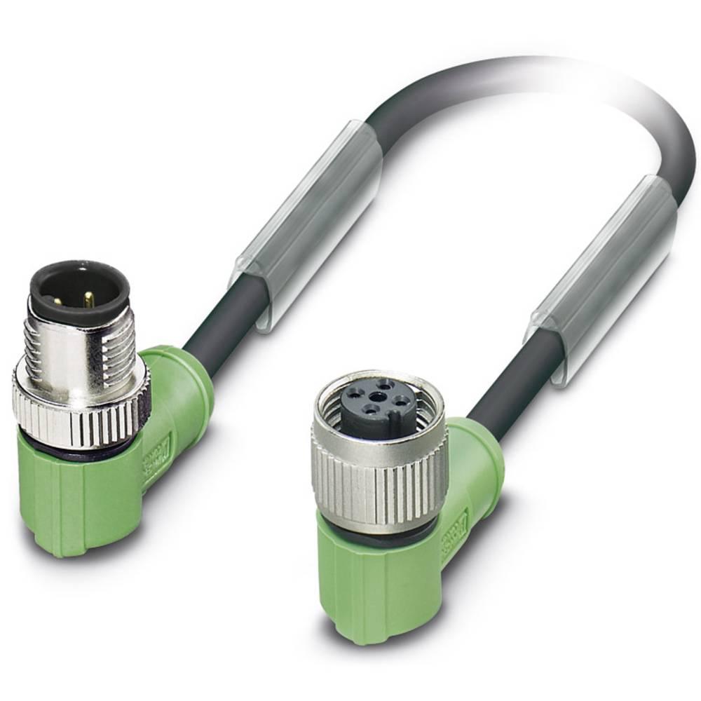 Sensor-, aktuator-stik, Phoenix Contact SAC-4P-MR/ 5,0-PUR/FR SCO 1 stk