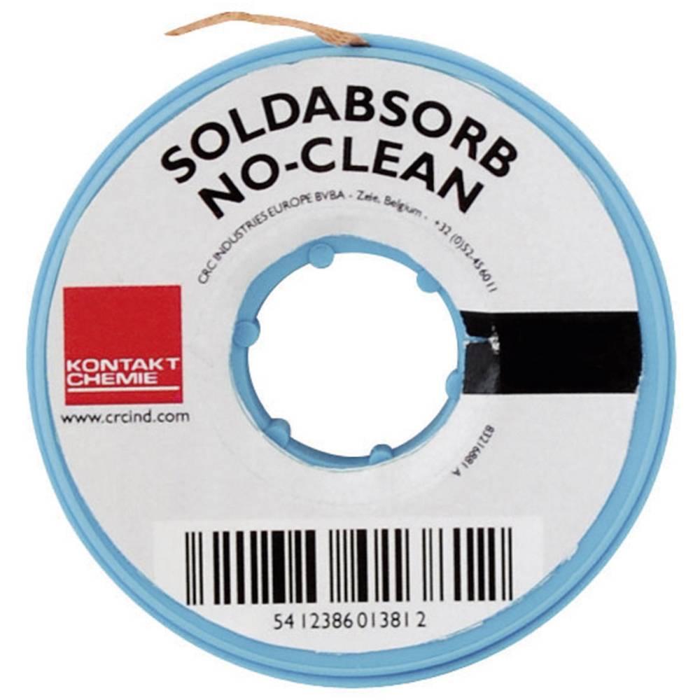 Kolut sa žicom za odlemljivanje CRC Kontakt Chemie SOLDABSORB 2 kom. duljina 1.5 m širina 0.8 mm impregnirano