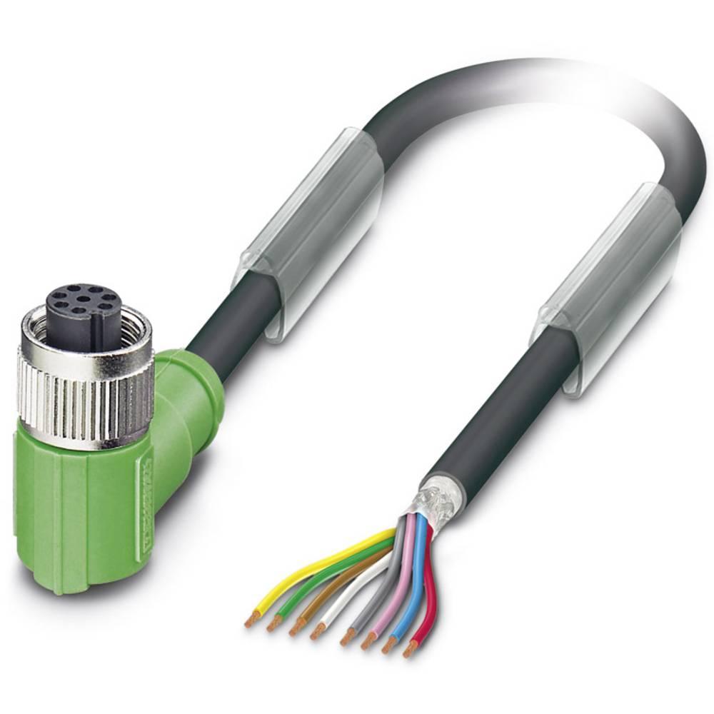 Sensor-, aktuator-stik, Phoenix Contact SAC-8P- 5,0-PUR/M12FR SH 1 stk