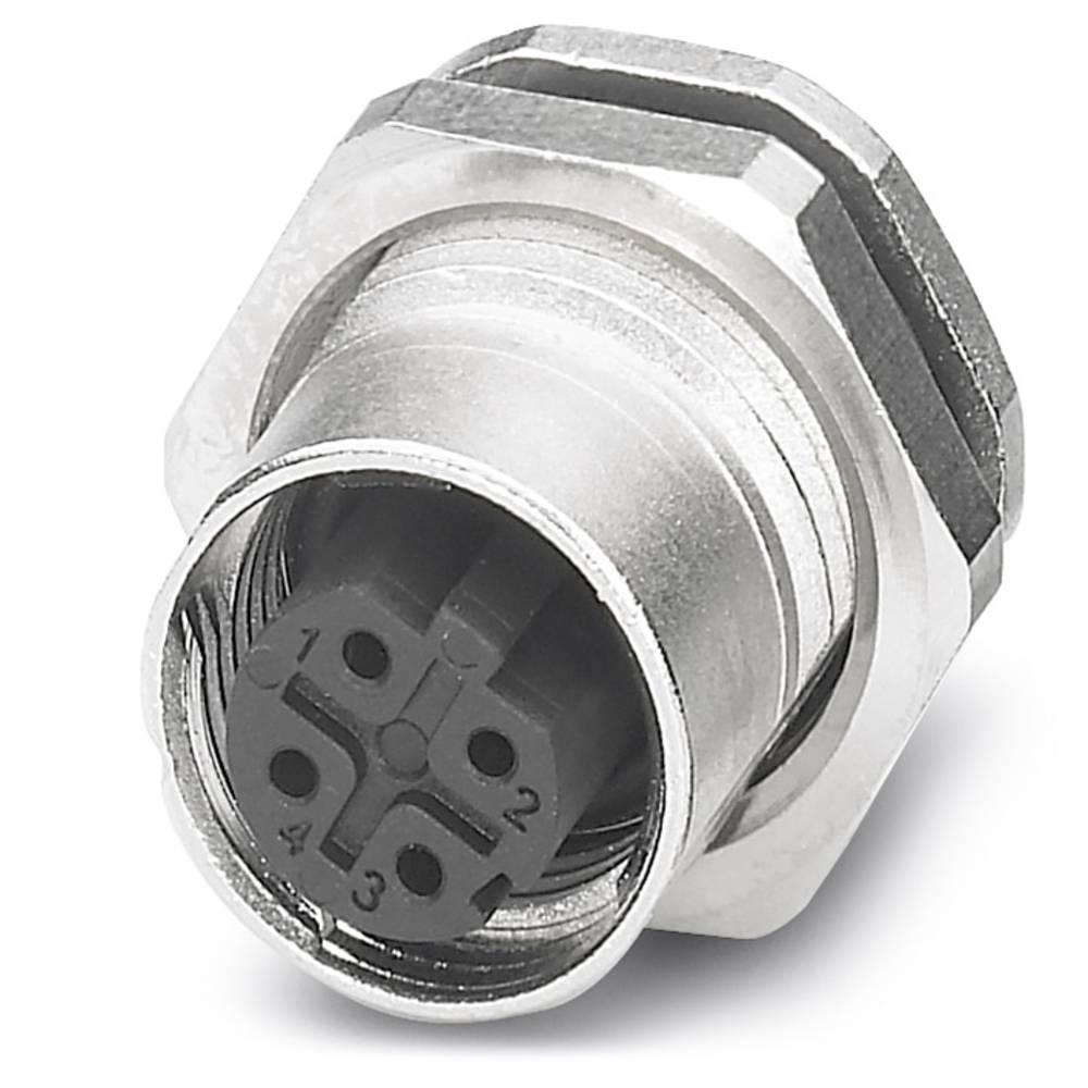 SACC-DSI-FSD-4CON-L180 SCO - S-bus-vgradni vtični konektor, SACC-DSI-FSD-4CON-L180 SCO Phoenix Contact vsebuje: 20 kosov