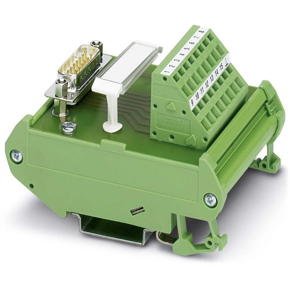 FLKMS-D15 SUB/S/ZFKKDS/PE - Prenosni modul FLKMS-D15 SUB/S/ZFKKDS/PE Phoenix Contact vsebina: 1 kos