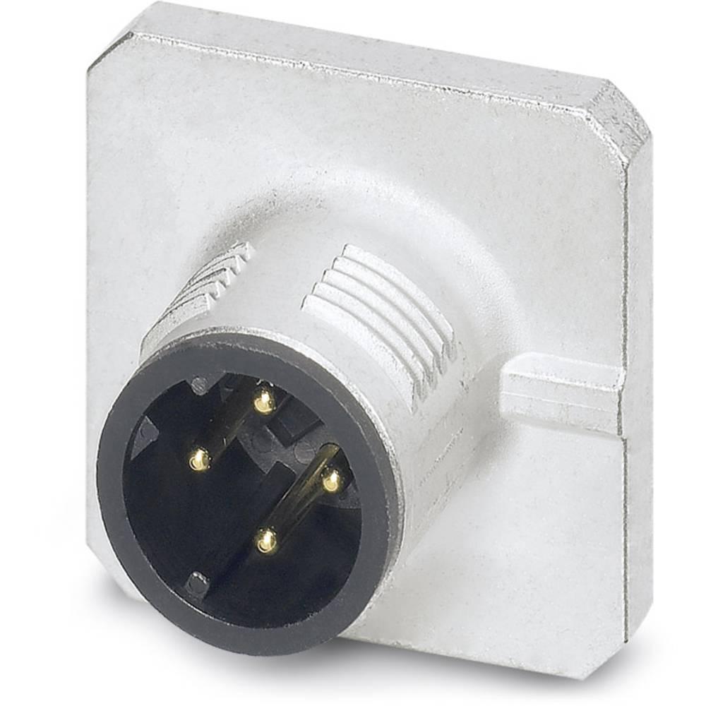 SACC-SQ-M12MSD-4CON-20-L180 - vgradni vtični konektor, SACC-SQ-M12MSD-4CON-20-L180 Phoenix Contact vsebuje: 10 kosov