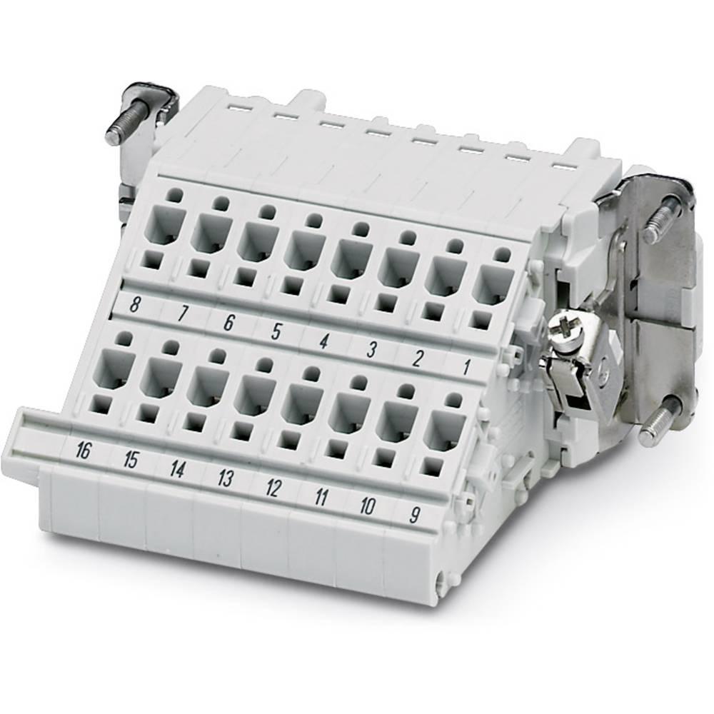 HC-B 16-A-DT-PEL-F - Terminal Adapter Phoenix Contact HC-B 16-A-DT-PEL-F 5 stk