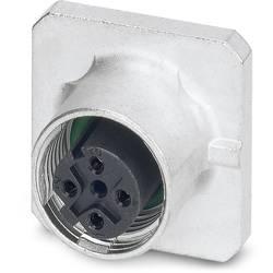 Flush-type connector SACC-SQ-M12FSD-4CON-20-L180 1456404 Phoenix Contact