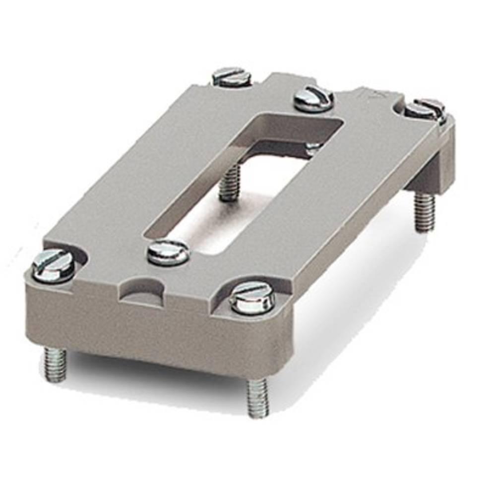 HC-B 10-ADP/1 DSUB 25 - adapterska plošča HC-B 10-ADP/1 DSUB 25 Phoenix Contact vsebuje: 2 kosa