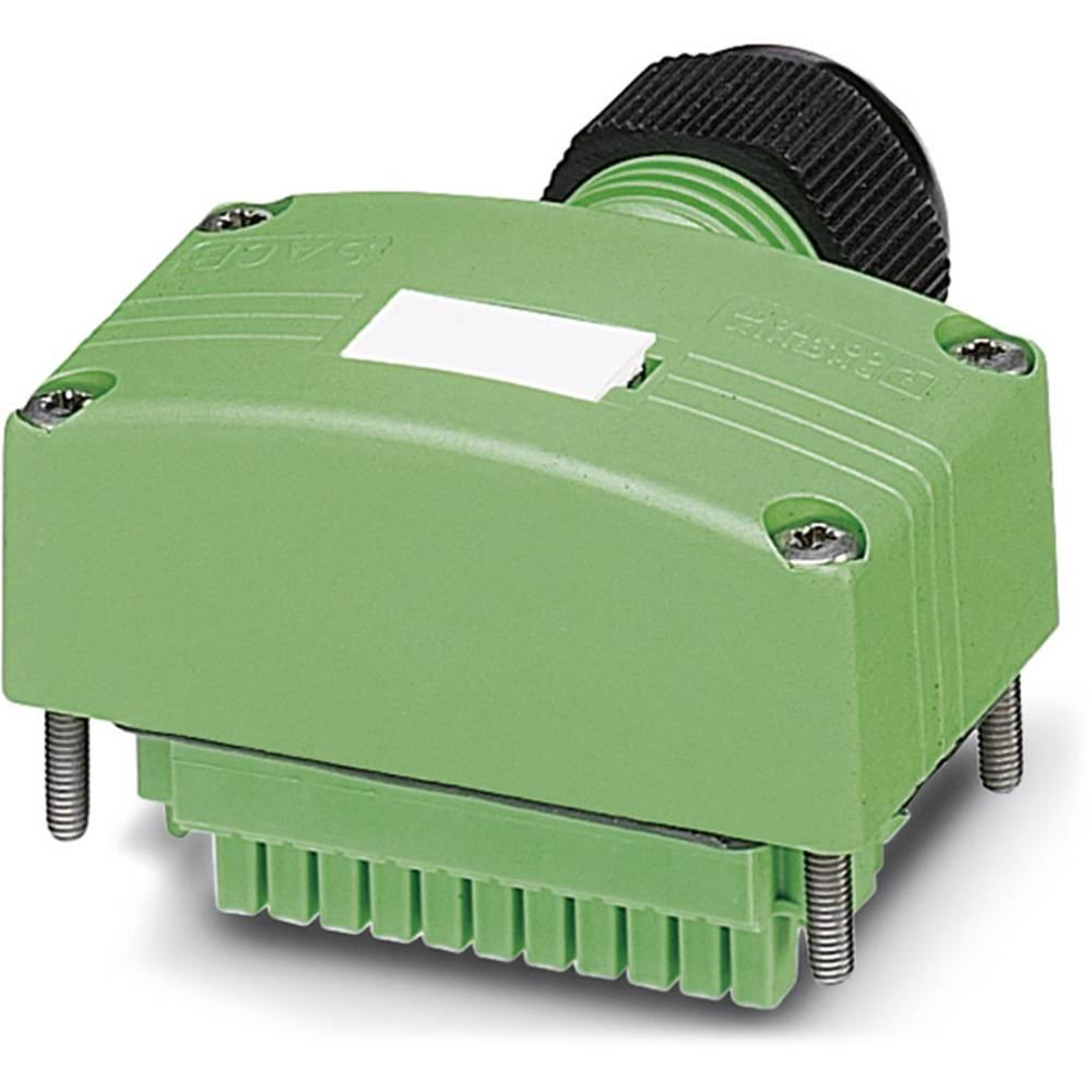 Sensor/aktorbox passiv Tilslutningshætte uden ledning SACB-C-H180 8/16 SCO 1516713 Phoenix Contact 10 stk