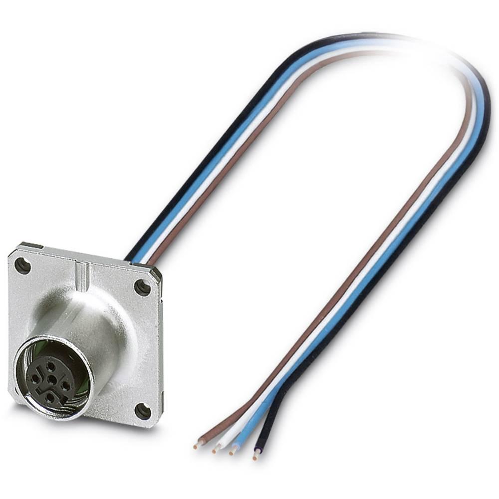SACC-SQ-M12FS-4CON-20/0,5 - vgradni vtični konektor, SACC-SQ-M12FS-4CON-20/0,5 Phoenix Contact vsebuje: 1 kos