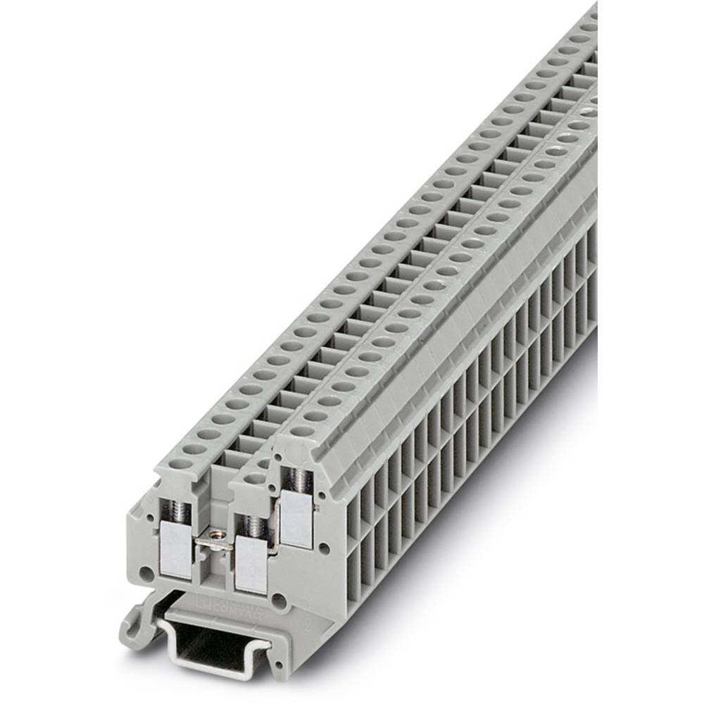 MT 1,5-TWIN - gennem terminal Phoenix Contact MT 1,5-TWIN Grå 50 stk