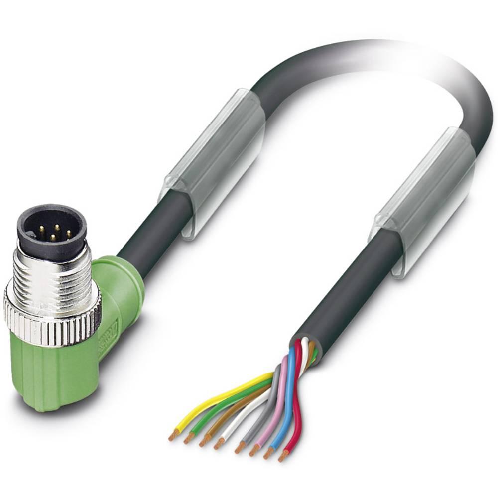 Senzorski/aktuatorski kabel SAC-8P-M12MR/ 1,5-PUR Phoenix Contact vsebuje: 1 kos