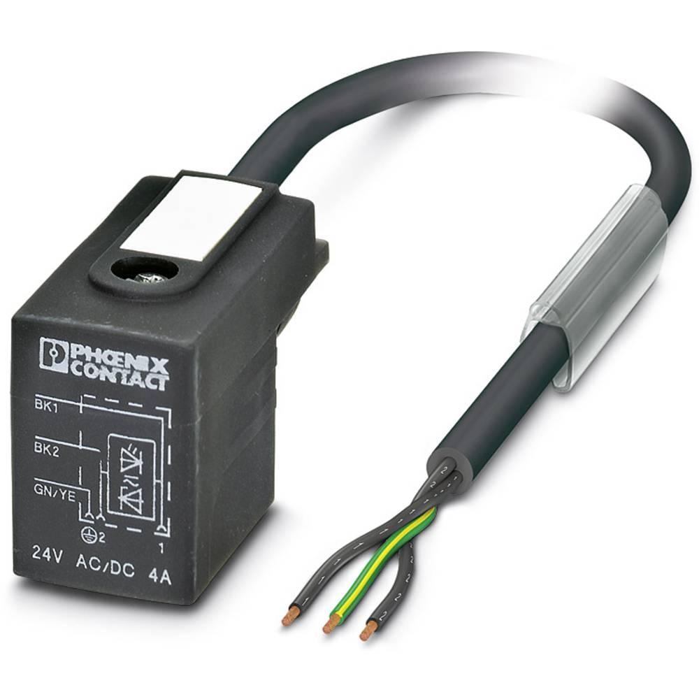 Sensor / aktuatorledninger Phoenix Contact SAC-3P-10,0-PUR/B-1L-Z 1 stk
