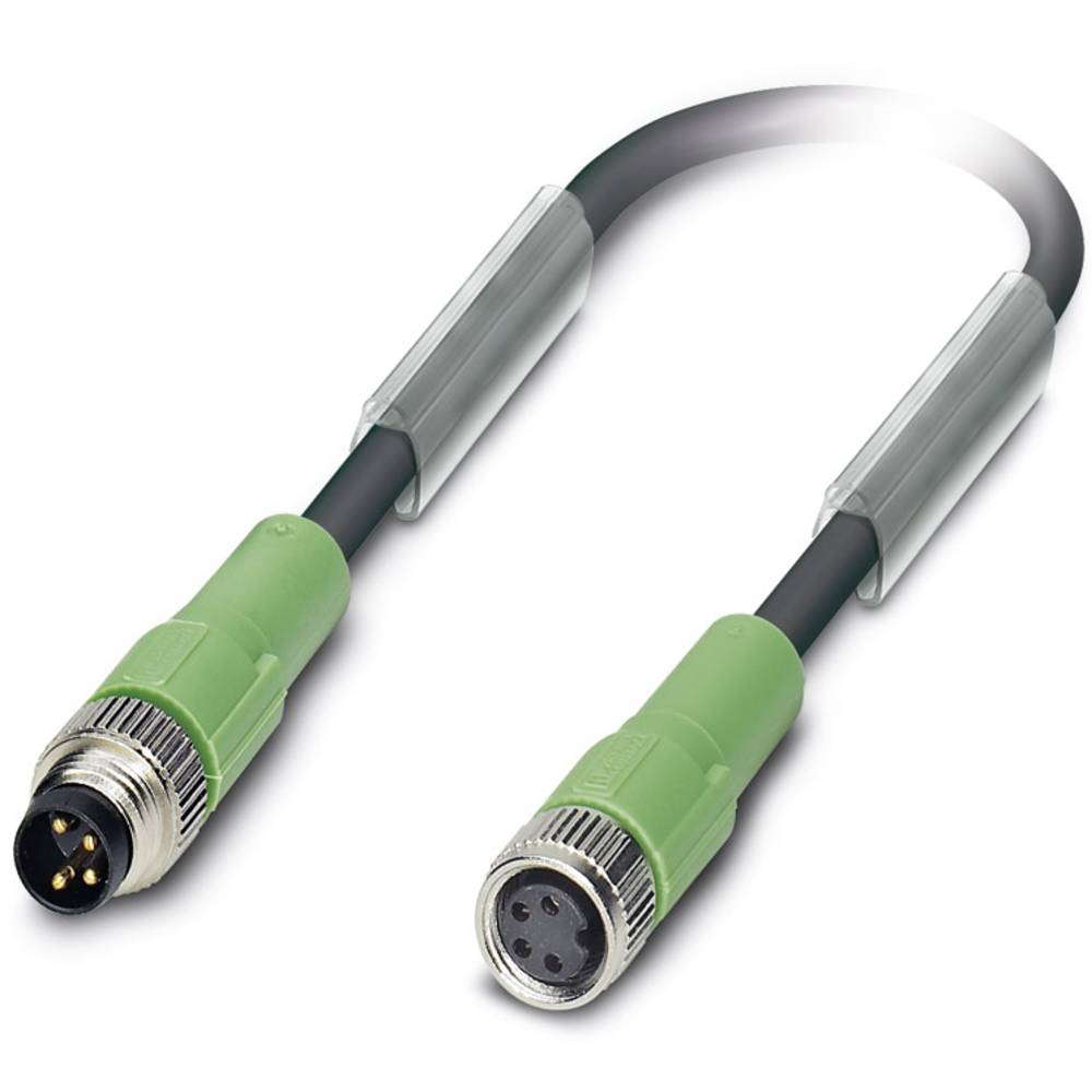 Senzorski/aktuatorski kabel SAC-4P-M 8MS/3,0-PUR/M 8FS Phoenix Contact vsebuje: 1 kos