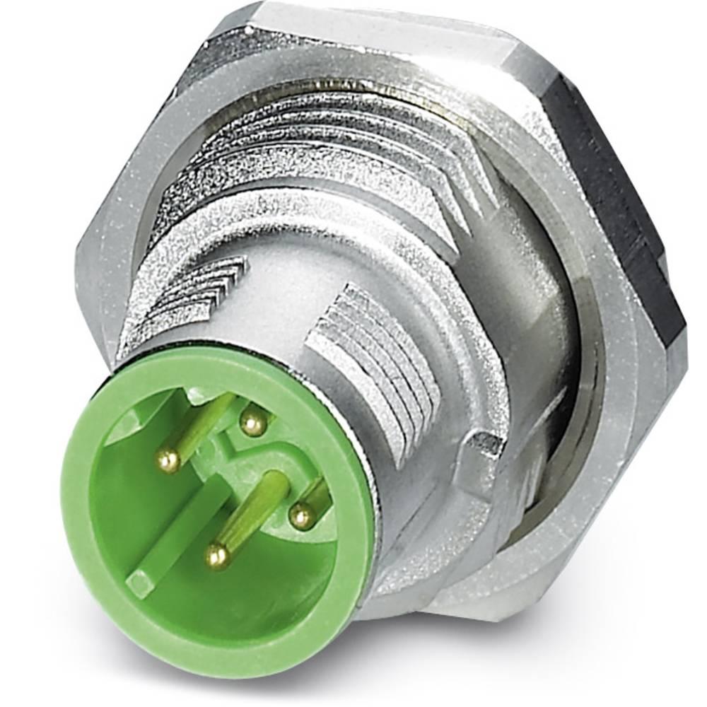 SACC-DSI-MSD-4CON-L180/SH GN - vgradni vtični konektor, SACC-DSI-MSD-4CON-L180/SH GN Phoenix Contact vsebuje: 20 kosov