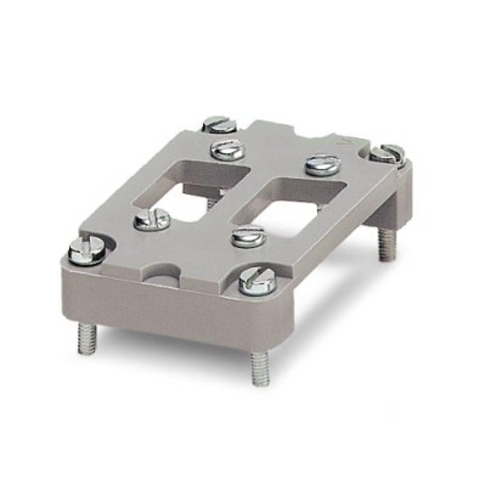 HC-B 6-ADP/2 DSUB 9 - adapterska plošča HC-B 6-ADP/2 DSUB 9 Phoenix Contact vsebuje: 2 kosa