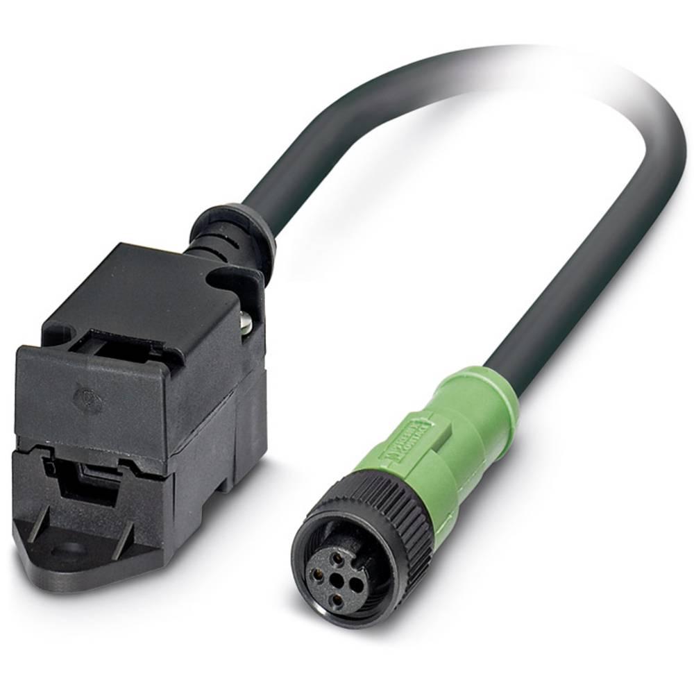 SAC-2P-ASIFK/ 5,0-PUR/M12FS P - kabel za bus sistem SAC-2P-ASIFK/ 5,0-PUR/M12FS P Phoenix Contact vsebuje: 1 kos