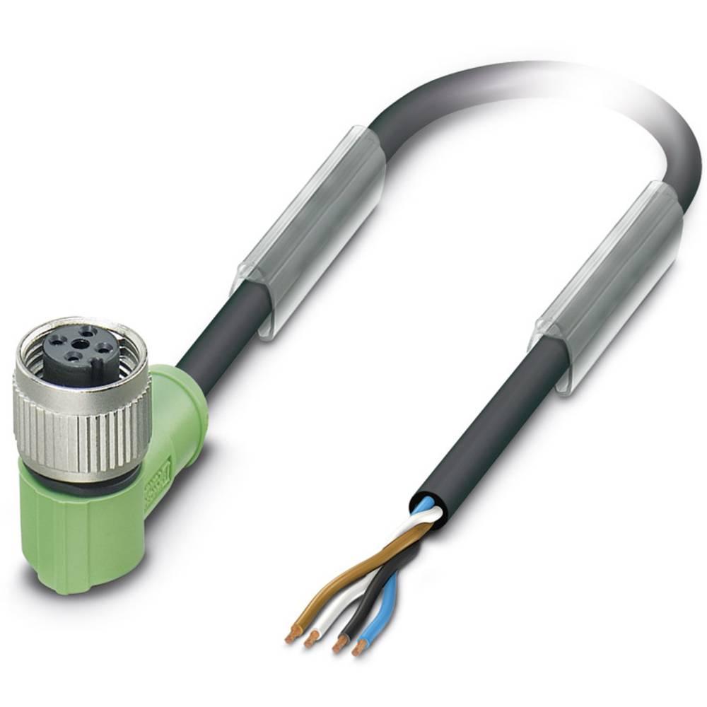 Sensor-, aktuator-stik, Phoenix Contact SAC-4P- 1,5-PUR/FR SCO 5 stk