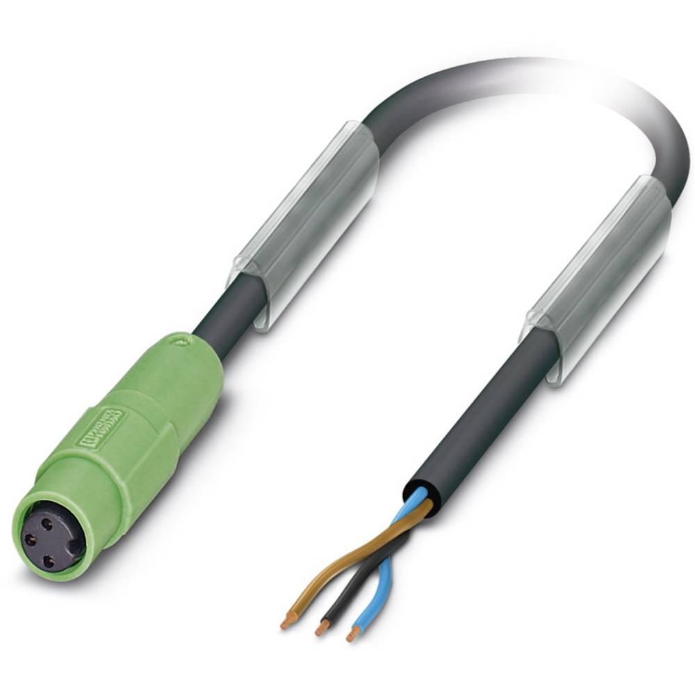 Sensor-, aktuator-stik, Phoenix Contact SAC-3P- 2,5-PUR/M 8SIFS 1 stk