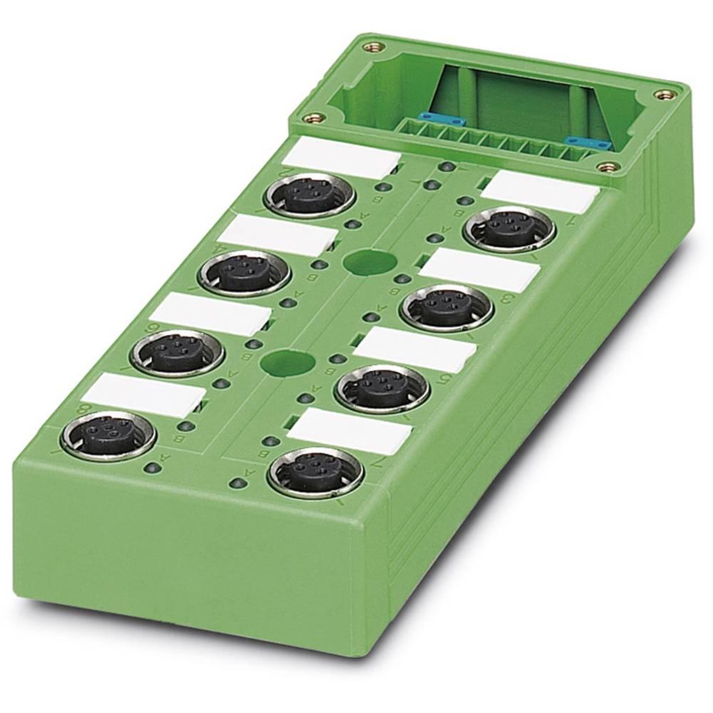 SACB-8/ 8-L-C GG SCO - škatla za senzorje/aktuatorje-GrundOhišje SACB-8/ 8-L-C GG SCO Phoenix Contact vsebuje: 1 kos