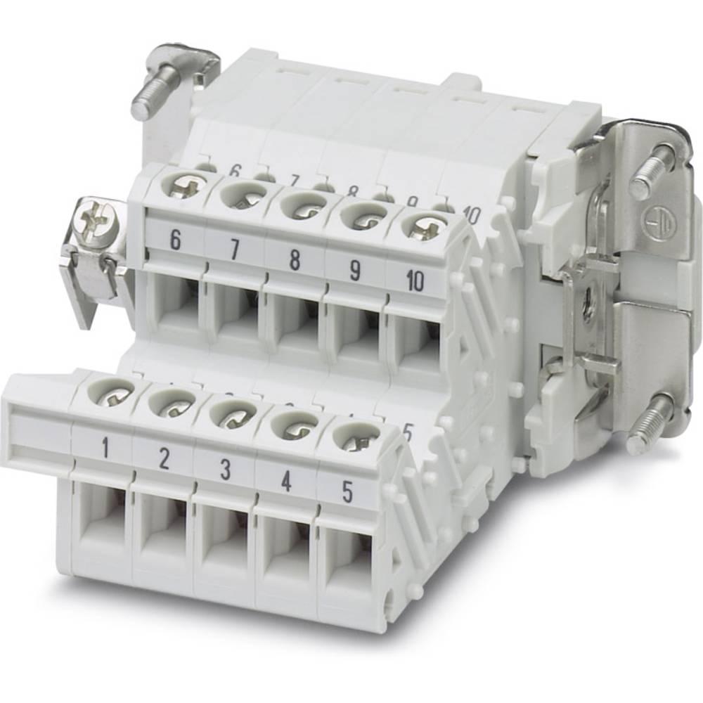 HC-B 10-A-UT-PER-F - Terminal Adapter Phoenix Contact HC-B 10-A-UT-PER-F 5 stk