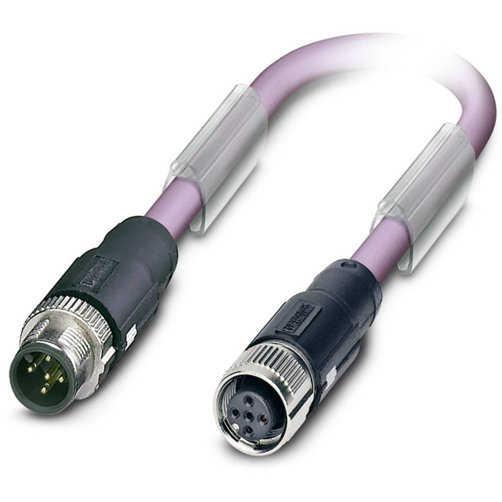 SAC-2P-MSB/ 0,5-910/FSB SCO - kabel za bus sistem SAC-2P-MSB/ 0,5-910/FSB SCO Phoenix Contact vsebuje: 1 kos