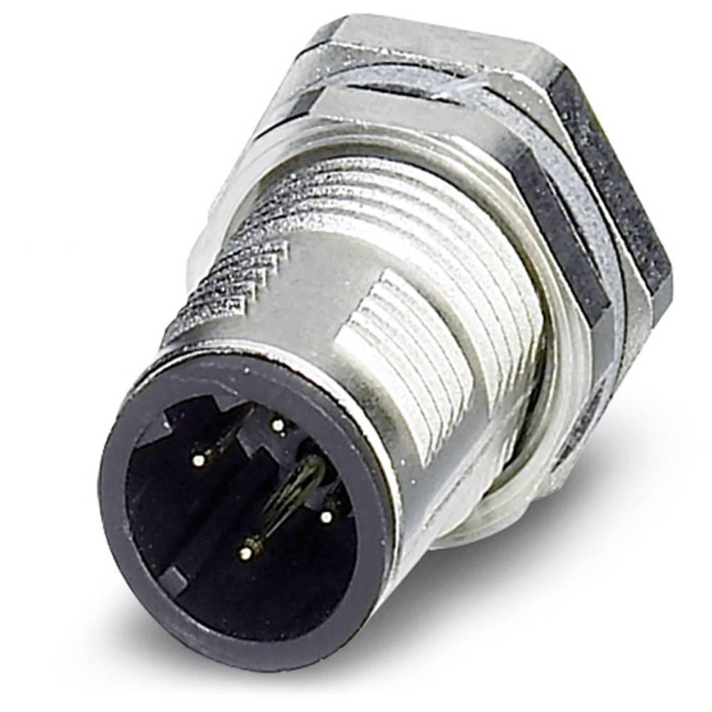 SACC-DSI-MSD-4CON-M12 SCO - S-bus-vgradni vtični konektor, SACC-DSI-MSD-4CON-M12 SCO Phoenix Contact vsebuje: 20 kosov