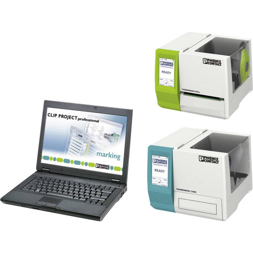 Termotransferprinter Phoenix Contact MARKING BOX 5147100 1 stk