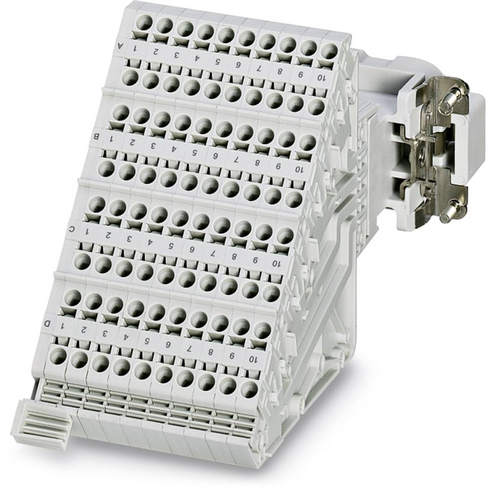 HC-D 40-A-TWIN-PER-M - Terminal Adapter Phoenix Contact HC-D 40-A-TWIN-PER-M 4 stk