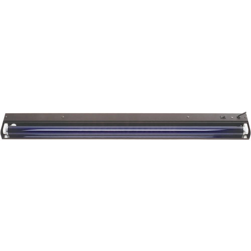Komplet UV cijevi 45 cm 15 W metalno crna
