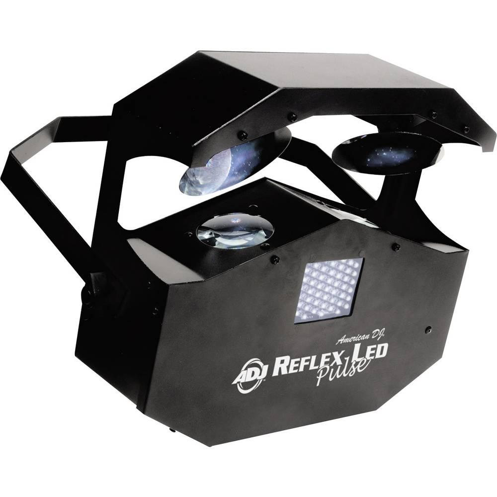 LED reflektor za svetlobne učinke ADJ Reflex Pulse, 137 LED 1222300011 American DJ